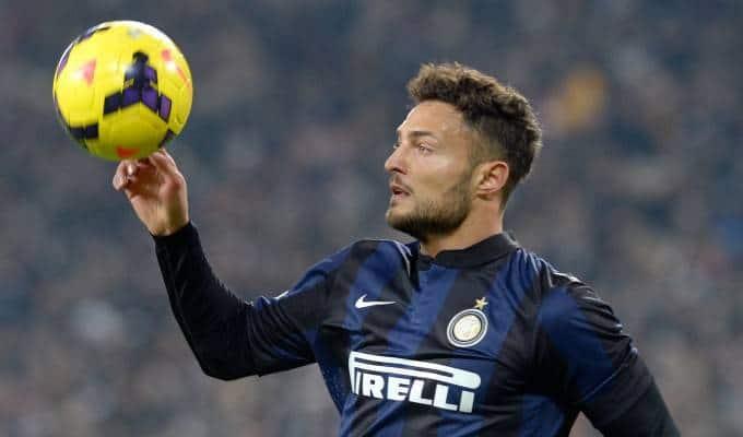Inter, Miranda e D'Ambrosio out contro Milan e Lazio