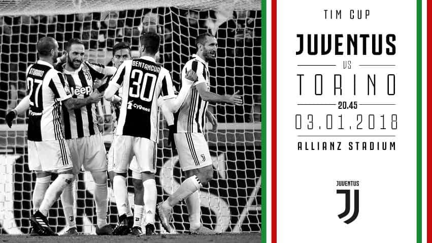Juventus vs Torino: diamo un occhio agli almanacchi ed alla forma delle due squadre in vista dell'ultimo quarto di coppa Italia.
