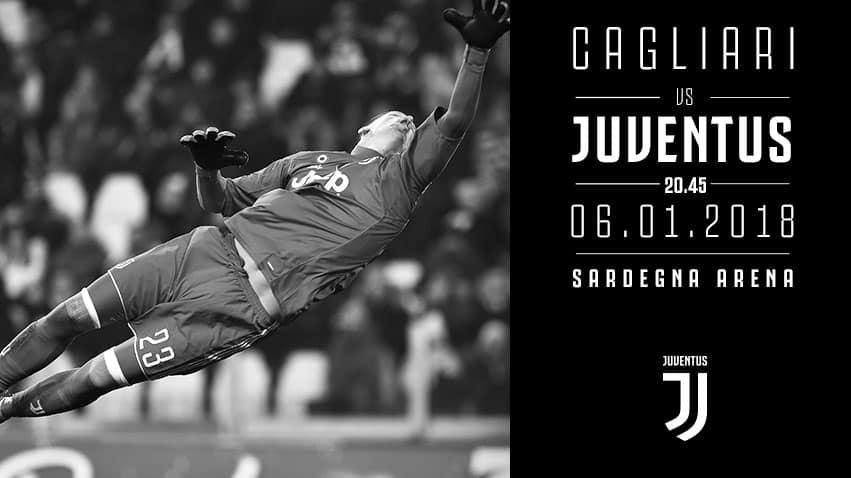 Cagliari vs Juventus: un occhio ai precedenti e alla tenuta delle due formazione di Serie A che chiuderanno il 20esimo turno.