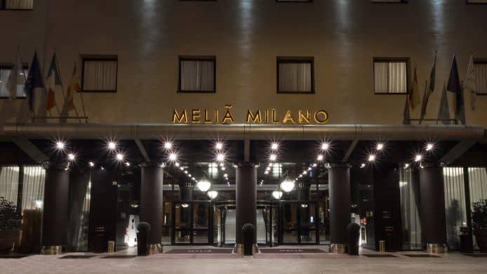 Hotel Melia' calciomercato