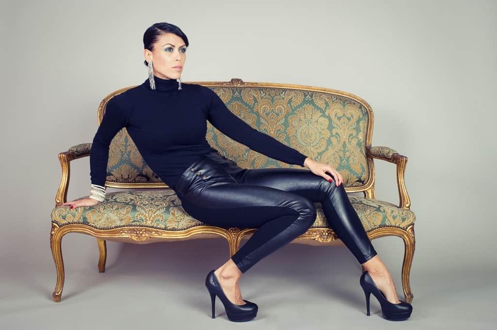 """Juel (foto Serena De Angelis) - """"Cattiva"""" è il nuovo singolo di Juel, dal 12 gennaio in tutte le piattaforme digitali per Limited Music Trade/Believe."""