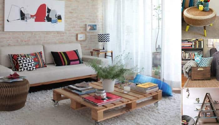 Arredare con materiali di recupero la propria abitazione for Arredare casa con materiali di recupero