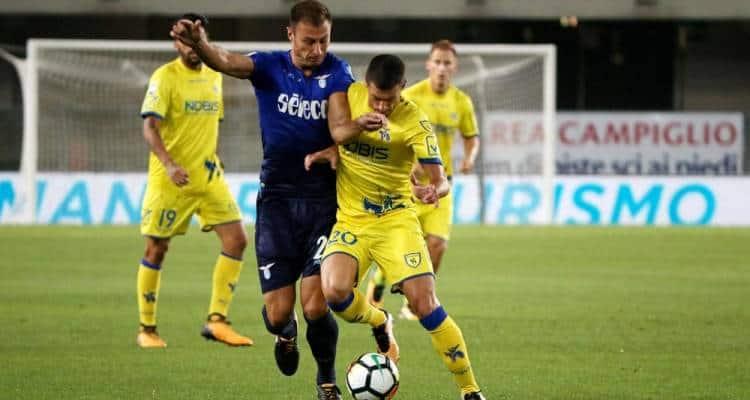 Lazio-Chievo, probabili formazioni