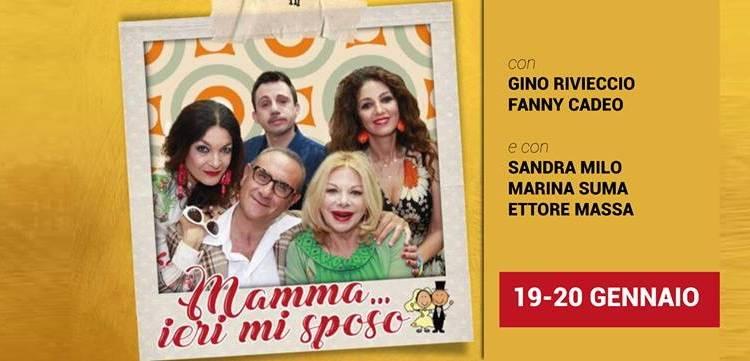 """Al teatro Summarte di Somma Vesuviana,andrà in scena l'anteprima nazionale di """"Mamma…ieri mi sposo!"""", adattamento di """"Twixt"""" di Cleve Exton"""