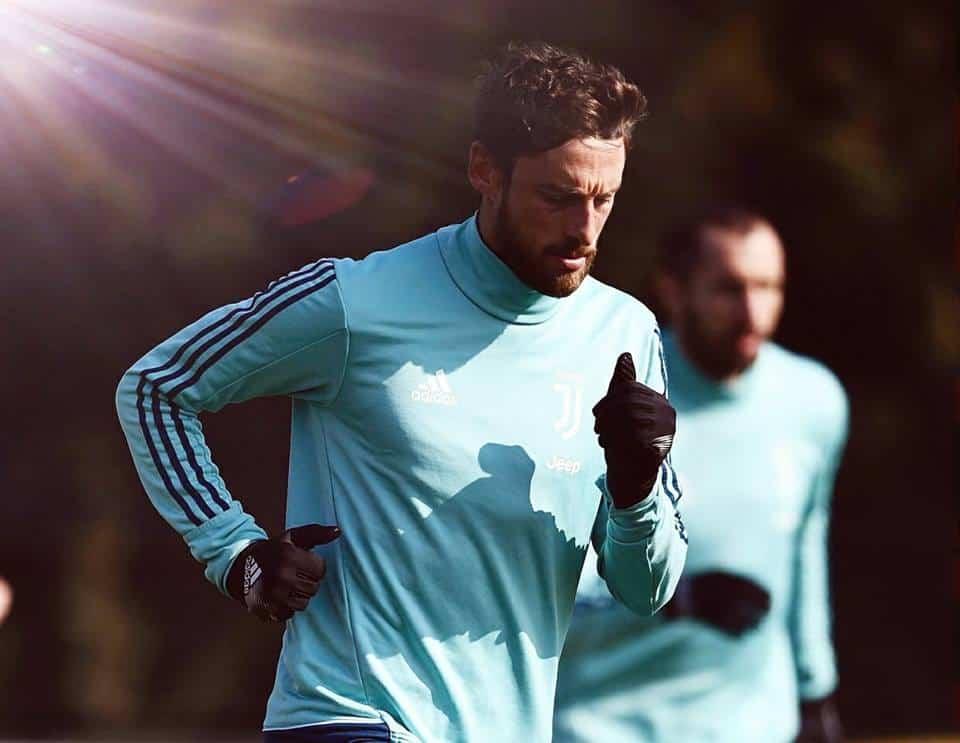 Rebus Marchisio: il centrocampista non è più una priorità in bianconero e la partenza durante la prossima sessione non è più utopia.