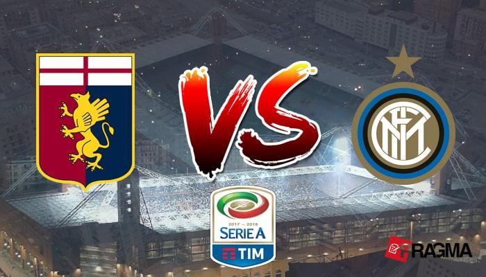 Roboante e cinico, spietato e fortunato. Il Genoa dimostra tutta la sua forza e la sua concretezza affondando l'Inter. Tabellino e pagelle.