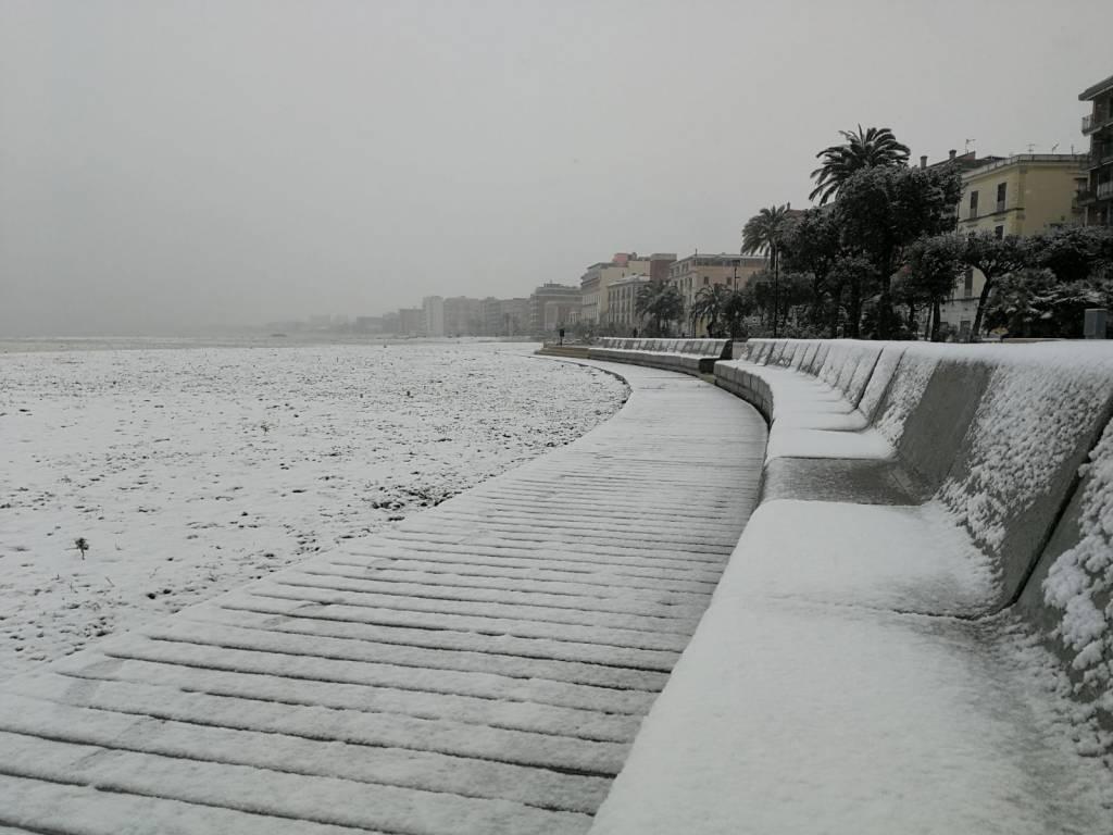 A Castellammare di Stabia le scuole saranno chiuse a causa della neve. Ecco l'ordinanza del Commissario Straordinario