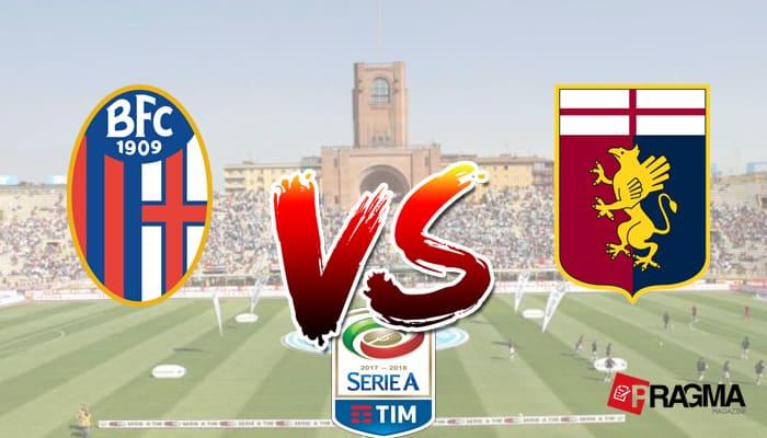 Il match traBolognae Genoa di quest'oggi alle 18:00 è a rischio per le condizioni meteo avverse. Probabili formazioni.