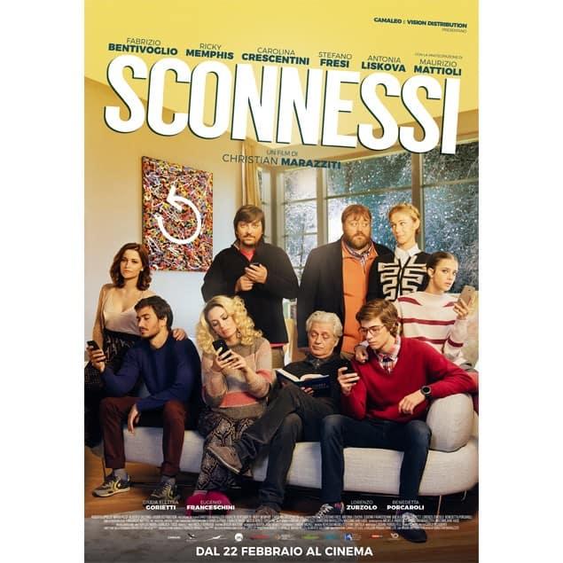 Oggi è lo #sconnessoday per il cinema italiano. Nelle sale arriva Sconnettiamo?, un film che si rivolge al fenomeno del terzo millennio