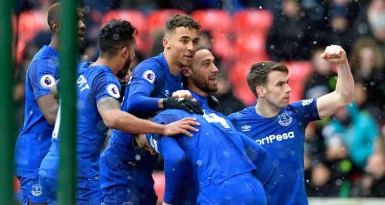Stoke City vs Everton, Tosun emerge nella bufera di neve: doppietta e vittoriaStoke City vs Everton, Tosun emerge nella bufera di neve: doppietta e vittoria
