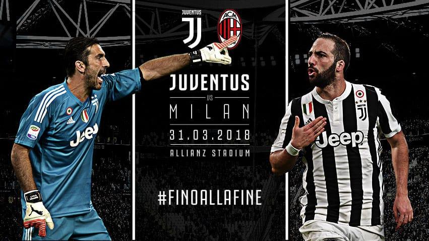 Juventus vs Milan: come ci arrivano le due squadre? Cosa dicono gli almanacchi? Leggete l'approfondimento sul posticipo di Magazine Pragma.