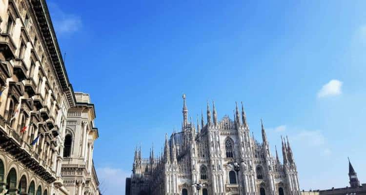 Milano Fiera degli oh bej oh bej