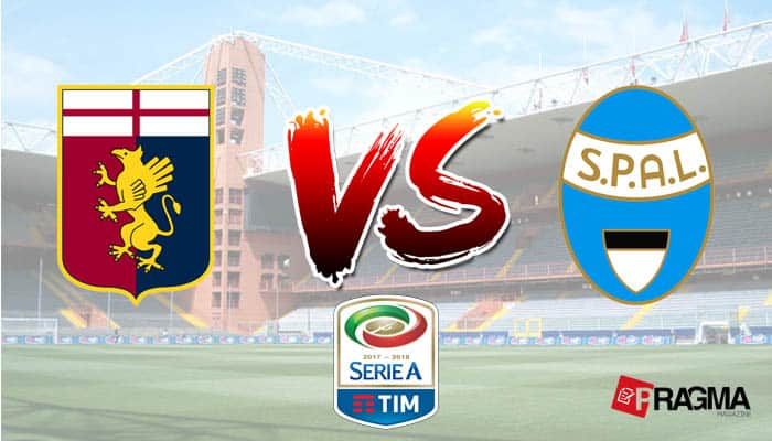 Il Genoa impatta contro una solida Spal che reagisce all'iniziale svantaggio e con cattiveria conquista un pareggio che sa di vittoria.