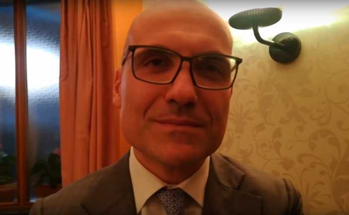 Catello Vitiello, deputato del gruppo misto della legislatura in partenza, rilascia una dichiarazione in merito alla Fincantieri