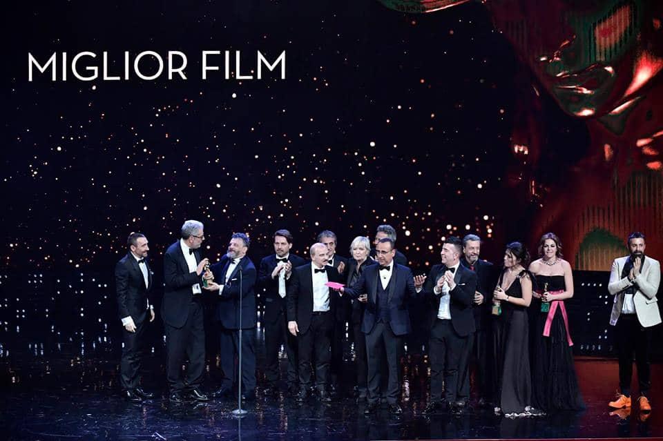 Napoli, vincitrice al premio cinematografico italiano La città di Napoli trionfaalla sessantaduesima edizione dei David di Donatello.