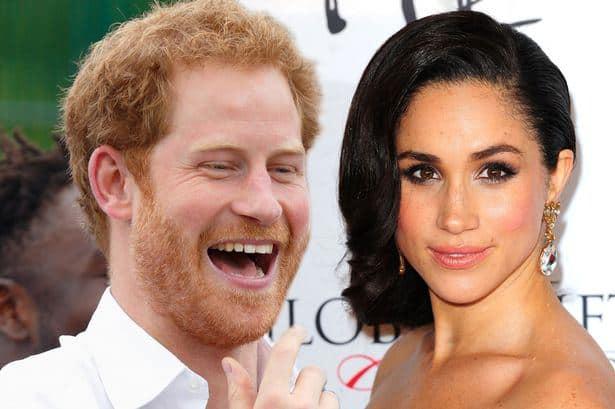 Dopo due anni d'amore, finalmente Harry presenta la fidanzata Meghan Markle alla famiglia. A maggio prossimo avverrà la cerimonia