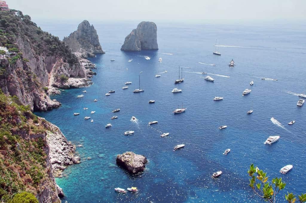 Conferenza per discutere dell'importante opera che darà una svolta all'isola azzurra: la funicolare Capri-Anacapri