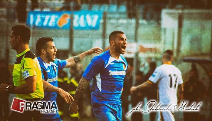 Serie C, la Juve Stabia perde il derby con la Casertana