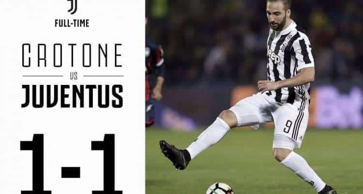Tonfo Juve: dopo i due punti guadagnati di domenica scorsa, arriva un pari inaspettato nella trasferta calabrese. Il Napoli torna a -4.