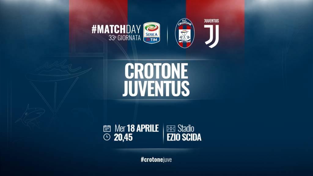 Crotone vs Juventus: uno sguardo agli almanacchi ed alle probabili formazioni di uno dei match di questo turno infrasettimanale di Serie A.