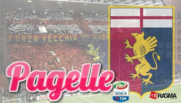 Sampdoria - Genoa: 0 - 0 . Pagelle del match. I grifoni ripartono, la Sampdoria fa il suo gioco. Il pareggio finale è il risultato più giusto.