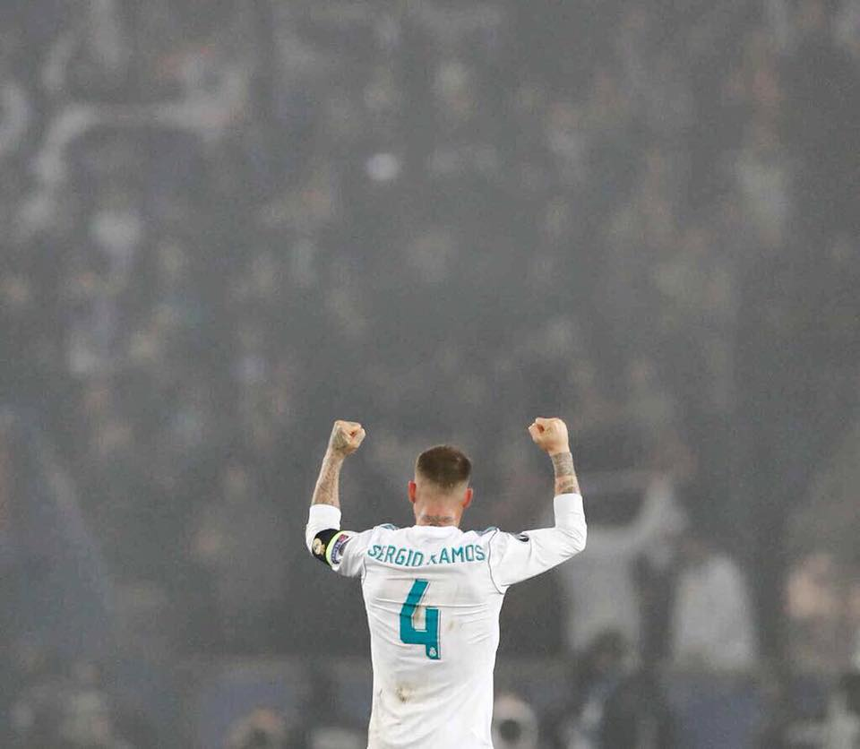 Intervista Sergio Ramos: il difensore del Real Madrid, squalificato in vista del ritorno dei quarti di Champions, parla della Juventus.