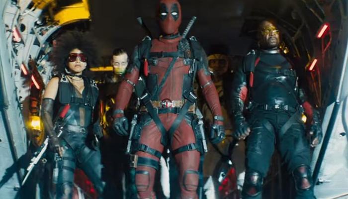 È stato rilasciato l'ultimo trailer di Deadpool 2, che uscirà in Italia il 15 maggio 2018. Presenti dei riferimenti a Thanos e alla DC.