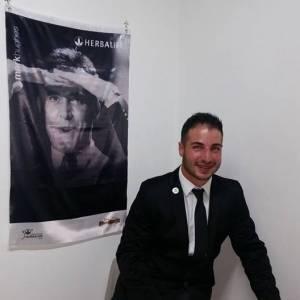 Francesco Maresca, wellness personal coach e consulente Herbalife