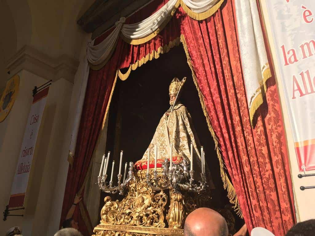 Castellammare di Stabia - Torna la processione di San Catello in programma per la seconda domenica del mese di Maggio