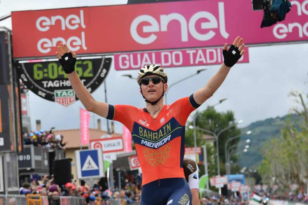 giro d'italia 2018, 10° Tappa - Vince Mohoric. Chaves in lacrime