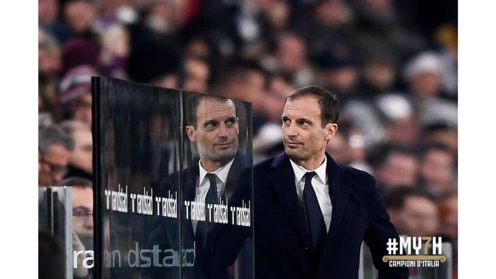 Intervista Allegri: il tecnico bianconero si è espresso sulla coppia d'attacco argentina e su Mandzukic, oltre che sul calciomercato.