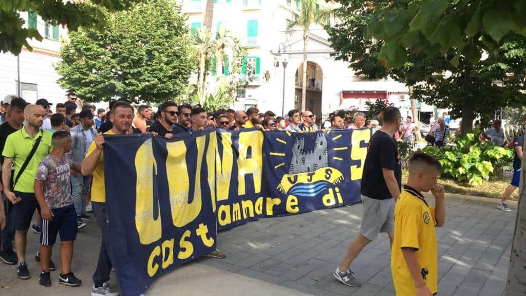 JUVE STABIA - Tifosi a colloquio con il sindaco Cimmino, attese novità
