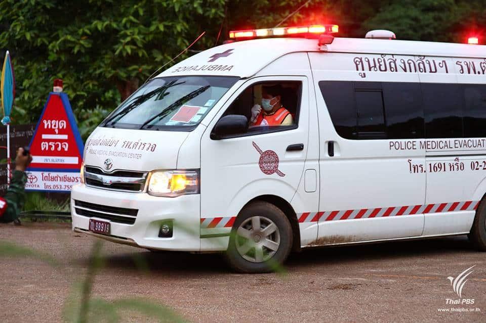 Le operazioni di recupero dei ragazzi ed il loro allenatore intrappolati nella grotta di Tham Luang per oggi, sono concluse.Restano all'interno della caverna ancora quattro ragazzi ed il loro allenatore 25enne.Le operazioni riprenderanno domani mattina all'alba