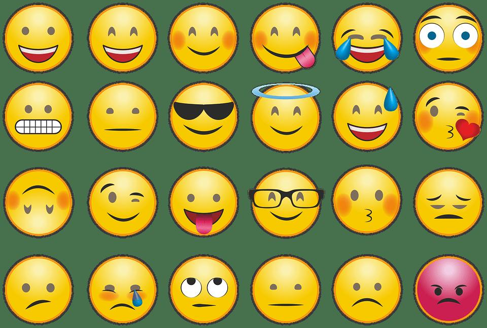 17 Luglio - World Emoji Day, festa dedicata alle simpatiche faccine che usiamo ogni giorno sugli smartphone per comunicare. Quella più usata al mondo? La faccinache ride con le lacrime agli occhi. Gli italiani invece mandano più baci di tutto il resto del mondo.