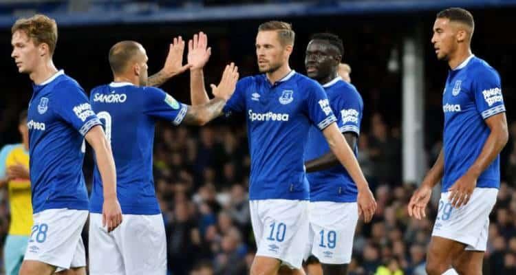 Seguite LIVE con noi Everton - Rotherham, match valido per il Secondo Turno della Carabao Cup.