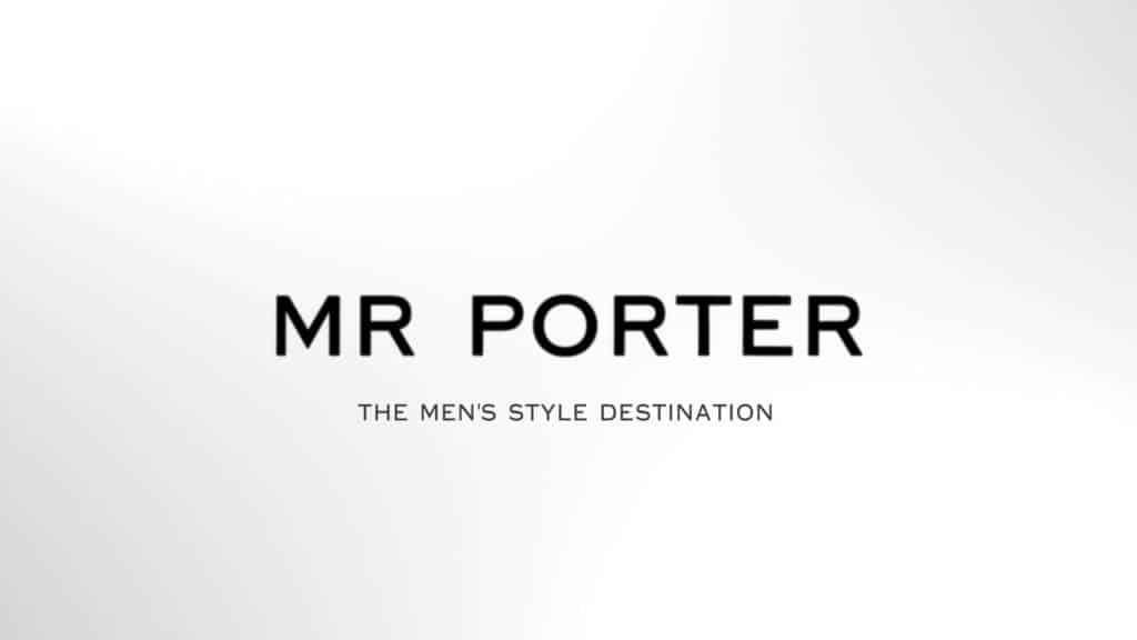 L'e-commerce Mr Porter lancia dapprima la linea di abbigliamento e ora si arricchisce di una linea di calzature di lusso prodotte in Italia