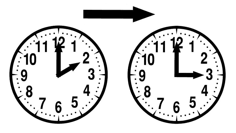 Questa notte, ovvero quella tra sabato 30 e domenica 31 marzo alle 2 di notte, scatterà l'ora legale.Si dormirà un'ora in meno.