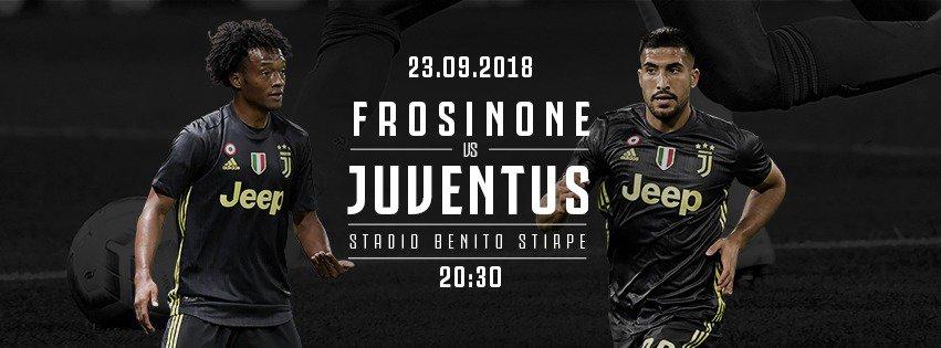 Frosinone vs Juventus: la Juventus a punteggio pieno, il Frosinone invece un inizio disastroso. E poi quel precedente del 2015...