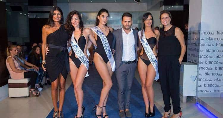 Lunedì scorso, al Blanco Club, sono state scelte le tre napoletane che accedono alla semifinale di Miss Europe Continental Italia
