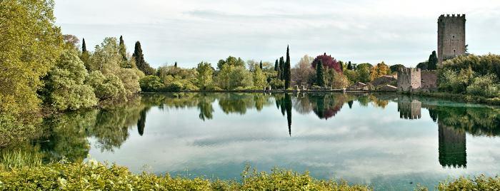 Il Giardino di Ninfa, eletto dal New York Times, il più bello e romantico del mondo, è entrato ufficialmente nella rete dei Parchi letterari
