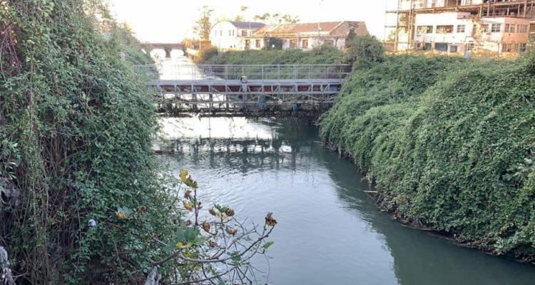Risanamento fiume Sarno