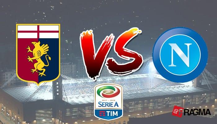 Il Genoa scenderà in campo questa sera ore 20.30 a Marassi; l'avversario sarà il Napoli di Carletto Ancelotti, reduce dall'ottima prestazione in Champions league.