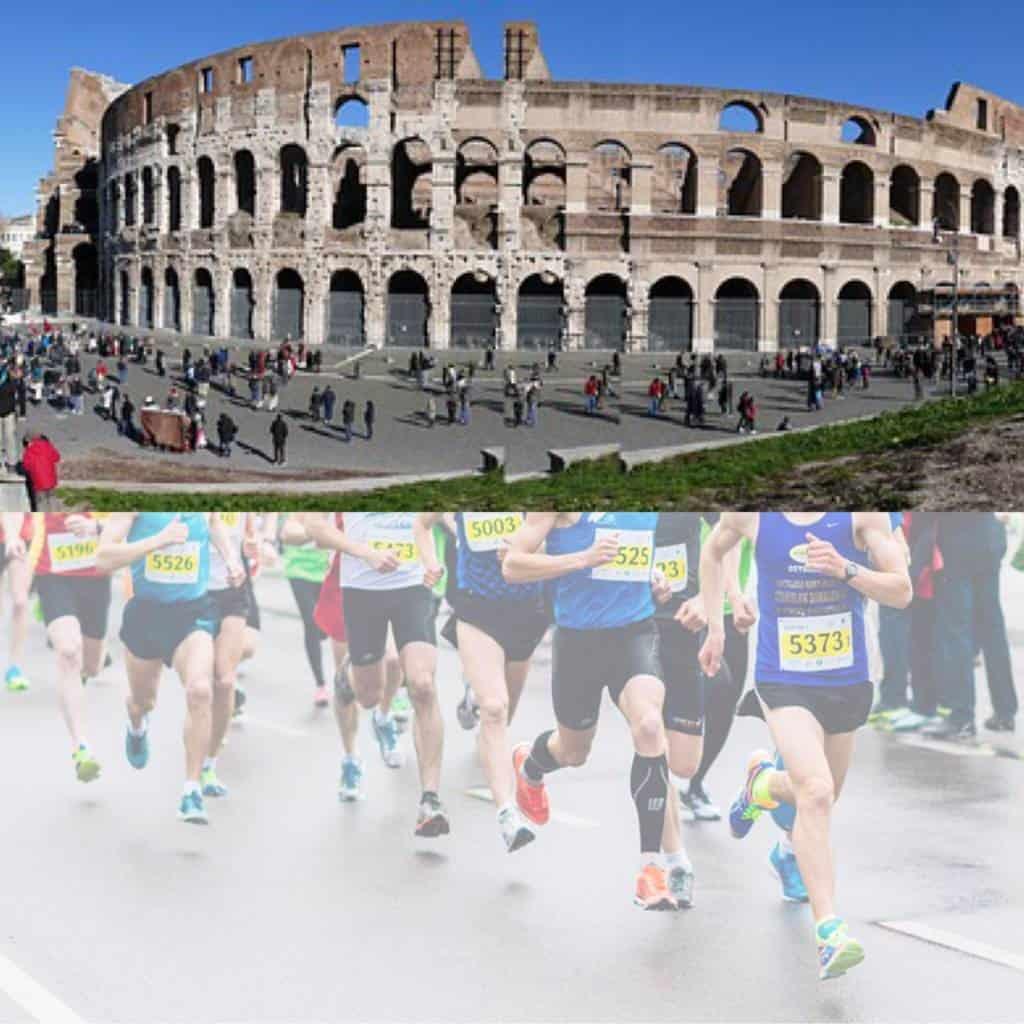 """Presentata ieri in Campidoglio la XXV Edizione della Maratona Internazionale di Roma (7 Aprile) - """"Sarà una festa per lo sport e la città"""""""