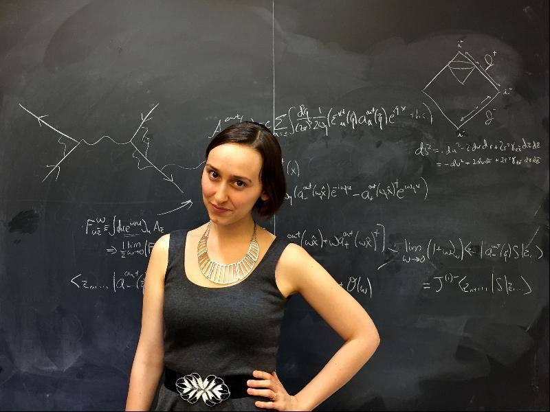 Prodigio della fisica considerata l'erede di Einstein, ha rifiutato prestigiose offerte di lavoro dalla Nasa e dalla Blu Origin