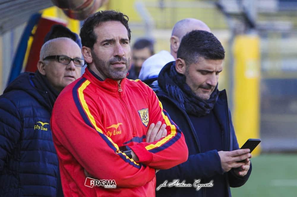 A Castellammare di Stabia è diventato l'uomo che trasforma i sogni in realtà. Lui è Fabio Caserta, The Football Manager!