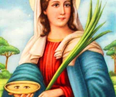 A Verona, Brescia e Bergamo i bambini scrivono una letterina a Santa Lucia per ricevere i doni. A Siracusa festeggiamenti per una settimana