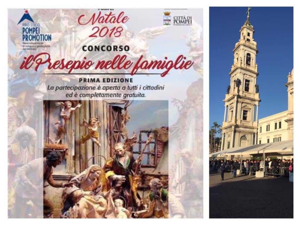 Aperte le iscrizioni – Un'iniziativa promossa dalla Pro Loco Pompei Promotion con il Patrocinio morale del Comune di Pompei - Il regolamento