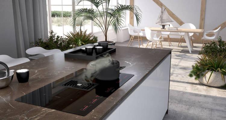 La cucina è sempre stata considerata come l'ambiente in cui preparare i pasti da consumare poi con la propria famiglia. Qualcosa è cambiato!