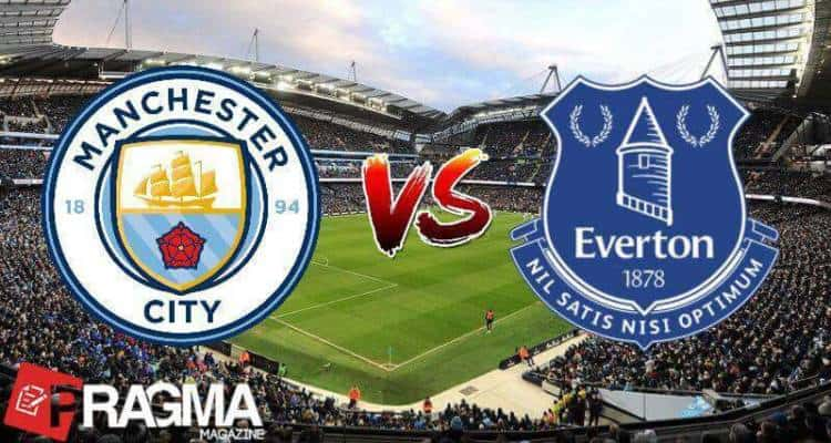 manchester city - everton