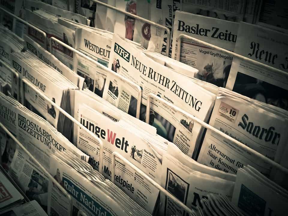La libertà di stampa in Italia e nei Paesi dell'Ue. Secondo il rapporto dio Reporter sans frontieres il nostro Paese non se la passa bene.